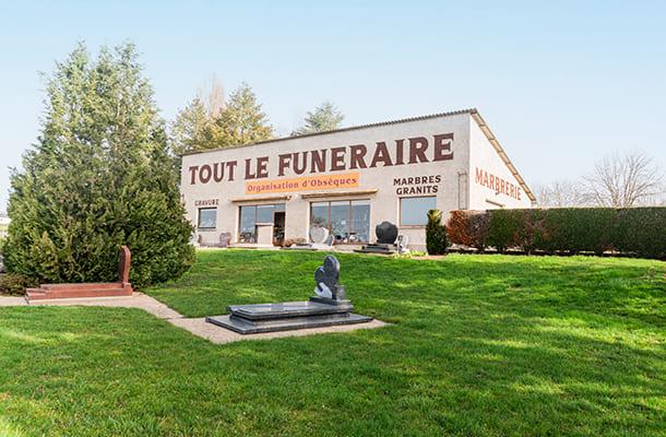 Pompes funèbres Vigouroux à Saint-Germain-des-Fossés - Allier (03)